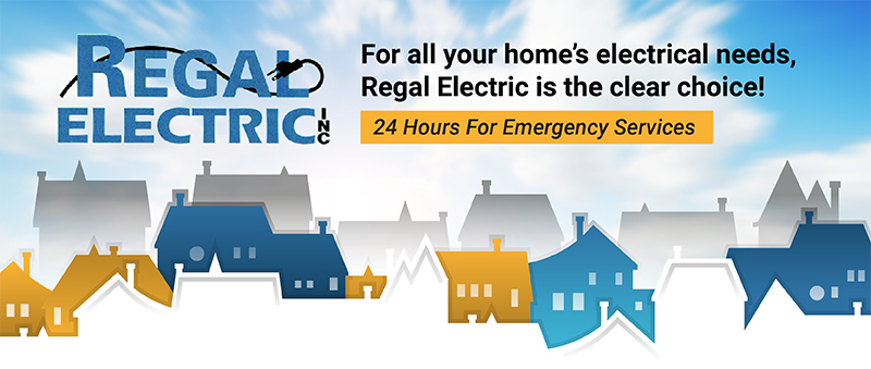 Regal Electric residential ad