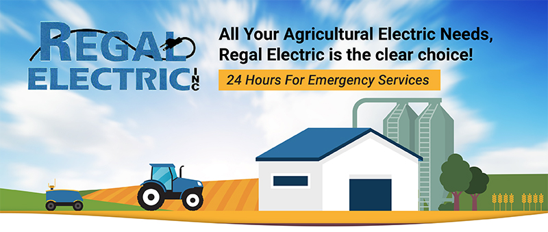 Regal Electric agricultural services