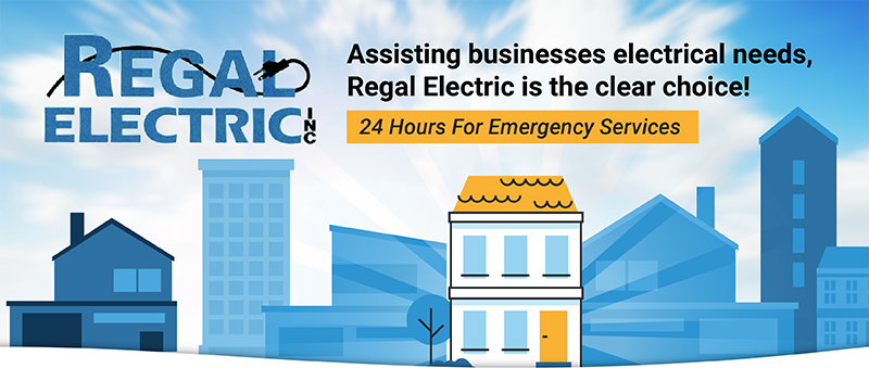Regal Electric commercial services